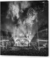 The Grateful Dead At Soldier Field Fare Thee Well Canvas Print