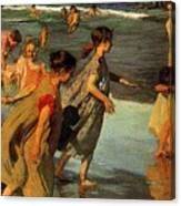 26557 Joaquin Sorolla Y Bastida Canvas Print