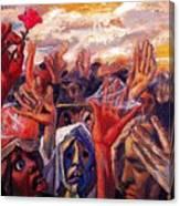 26899 Jesus De Perceval Canvas Print