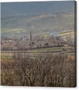 Land Of Ukraine Canvas Print