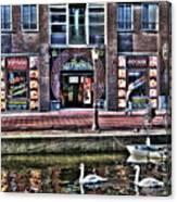 270 Amsterdam Canvas Print
