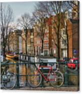274 Amsterdam Canvas Print