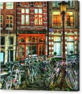 276 Amsterdam Canvas Print