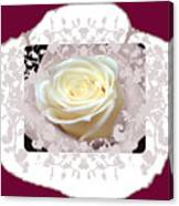Wedding Rose Collection  Canvas Print