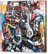 2847 Canvas Print