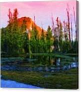 Landscape Nature Canvas Print
