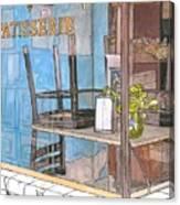 29  Croissant D'or Patisserie Canvas Print