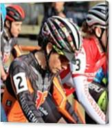 Fearless Femme Racing Canvas Print