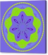 Mandala Ornament Canvas Print