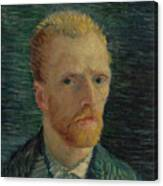 Self-portrait Canvas Print