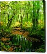 Landscape Nature Canvas Print