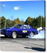2973 09-29-13 Esta Safety Park Canvas Print