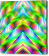 2x1 Abstract 341 Canvas Print