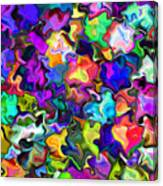 2x1 Abstract 366 Canvas Print