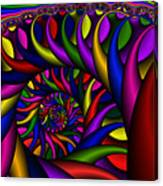 2x1 Abstract 427 Canvas Print