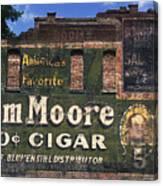 10 Cent Cigar Canvas Print