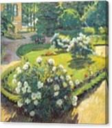 1910 Sergey Vinogradov Canvas Print
