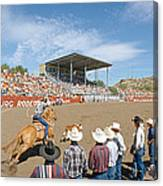 75th Ellensburg Rodeo, Labor Day Canvas Print