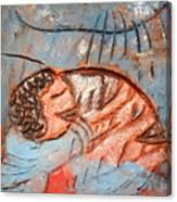 Akaweese - Tile Canvas Print