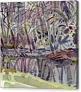 Alder Creek Canvas Print