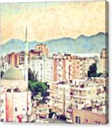 Antalya Canvas Print