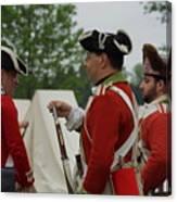 British Camp Canvas Print