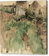 Bruno Liljefors Canvas Print