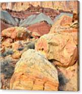 Capitol Reef Sunset Canvas Print