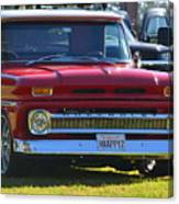 Chevy Pickup Canvas Print