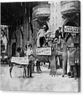 Coney Island: Luna Park Canvas Print