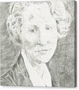 Edna St. Vincent Millay Canvas Print