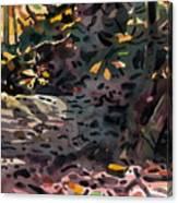 Fallen Oak Canvas Print