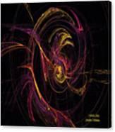 Fenix Arise Canvas Print