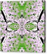 Floral Mural Canvas Print