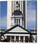 Florida State Capitol Building Canvas Print