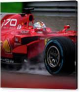 Formula 1 Monza 2017 Canvas Print