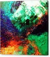 Gaia Symphony Canvas Print