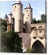 Germans Gate - Metz, France Canvas Print