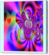 Heart Of Hearts Canvas Print
