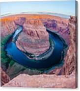 Horseshoe Bend Near Page Arizona Canvas Print
