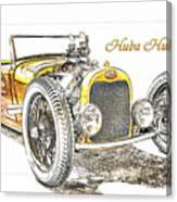 Huba Huba Canvas Print