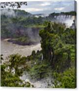 Iguazu Falls - South America Canvas Print