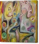 3 Images Canvas Print