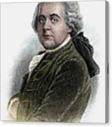 John Adams (1735-1826) Canvas Print