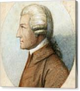 John Howard, C1726-1790 Canvas Print