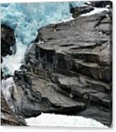 Jostedalsbreen National Park Canvas Print