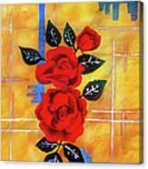 3 Keys Canvas Print