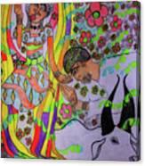 Kintu And Nambi A Folktale Canvas Print