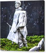 Korean War Canvas Print