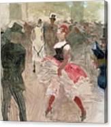 Lautrec  Canvas Print